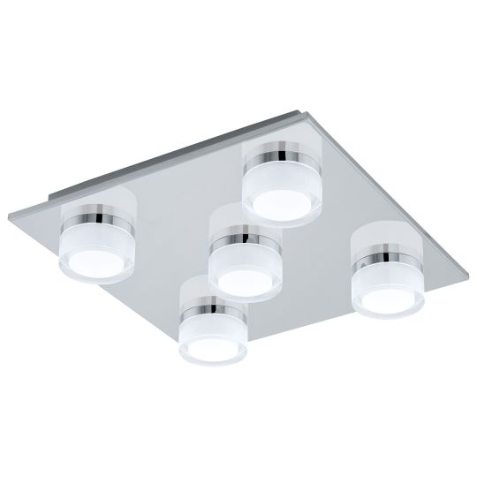 Eglo Romendo Chrome Wall/Mirror Lamp (94654)