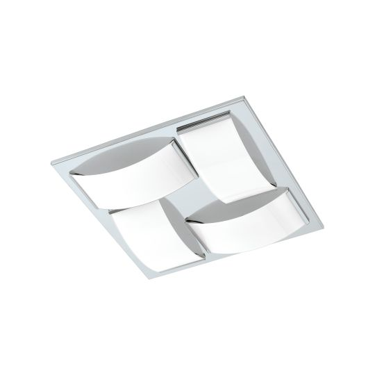 Eglo Wasao 1 Chrome Wall/Mirror Lamp (94884)