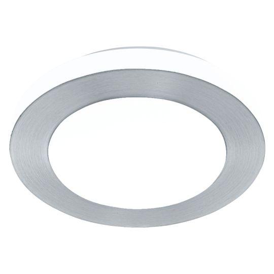 Eglo Led Carpi White Brushed Aluminium Wall/Mirror Lamp (94967)