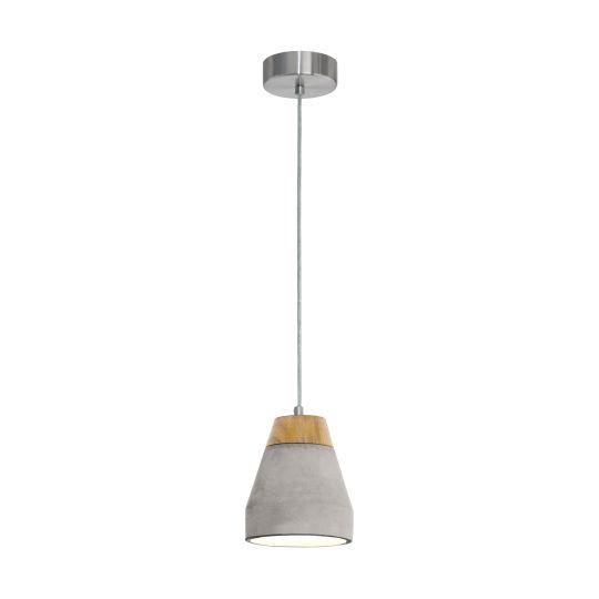 Eglo Tarega Grey Pendant Lamp (95525)