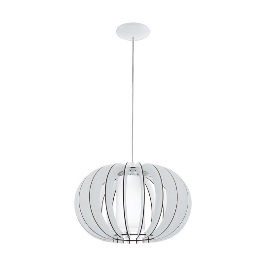 Eglo Stellato 2 White Pendant Lamp (95606)