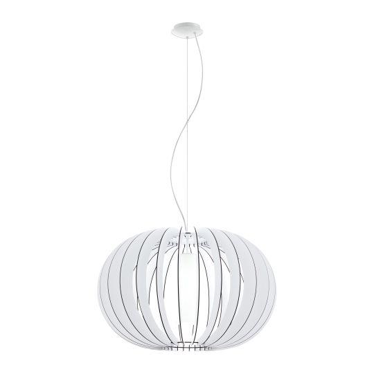 Eglo Stellato 2 White Pendant Lamp (95608)