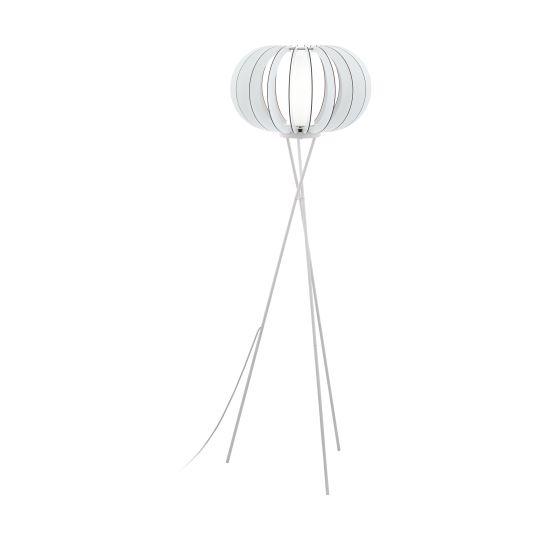 Eglo Stellato 2 White Floor Lamp (95612)