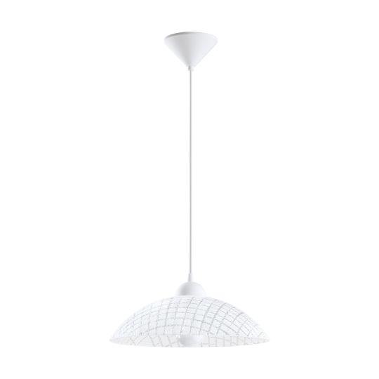 Eglo Vetro White Pendant Lamp (96069)