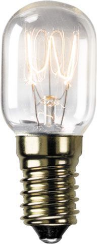 15W Clear Oven Bulb - Small Screw