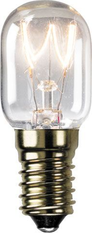 25W Clear Oven Bulb - Small Screw