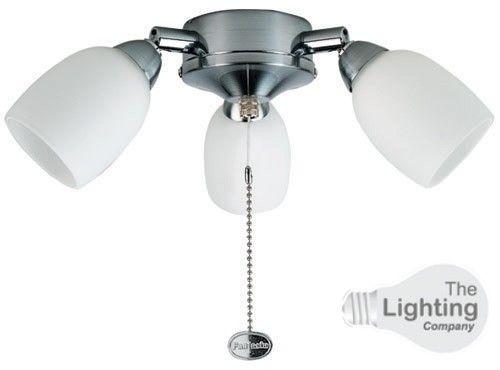 Fantasia Amorie Light Kit Stainless Steel / G9  221470