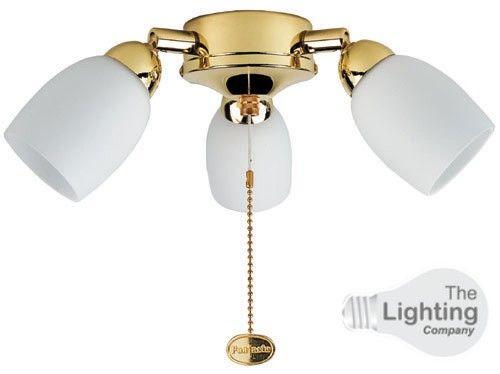 Fantasia Amorie Light Kit Polished Brass / G9  221487