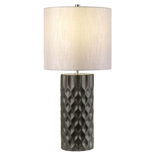 Elstead Lighting Barbican 1 Light Table Lamp BARBICAN-TL