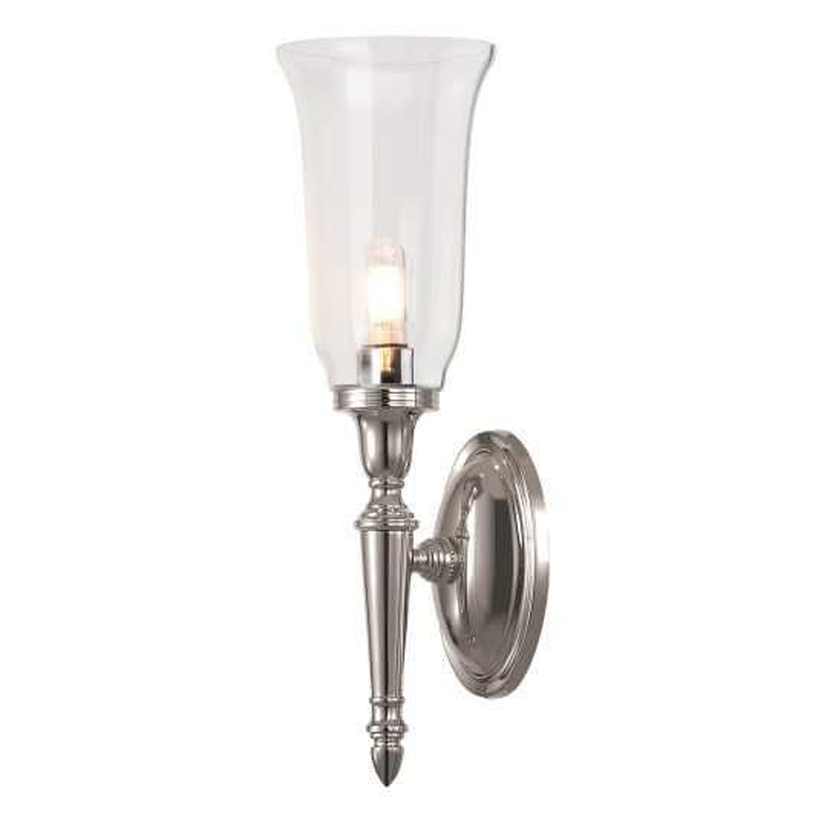 Elstead Lighting - Bathroom Dryden2 Polished Nickel - BATH/DRYDEN2 PN
