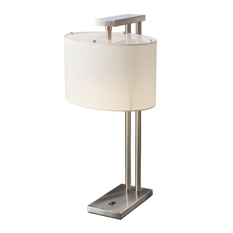 Elstead Lighting  Belmont 1 Light Table Lamp BELMONT-TL