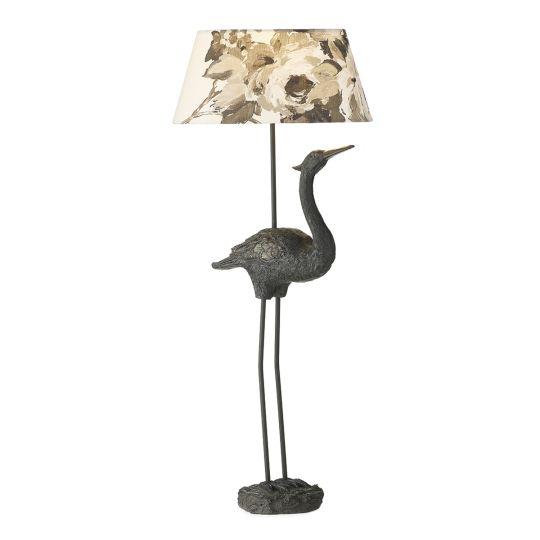 David Hunt Lighting BIR4322 Bird Table Lamp Base Only