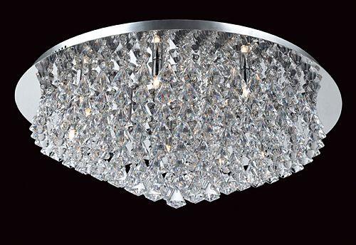 Impex Lighting - PARMA CHROME FLUSH 12T G9