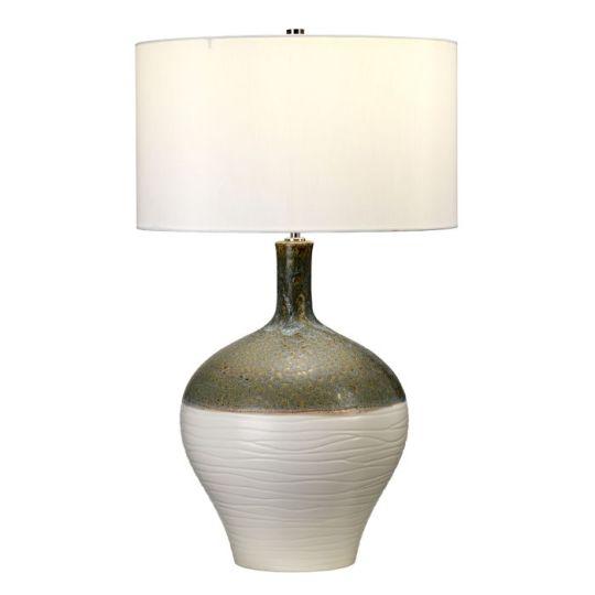 Elstead Lighting Eden Park 1 Light Table Lamp EDEN-PARK-TL