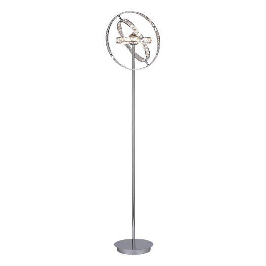 Dar Lighting Eternity 6 Light Floor Lamp ETE4950