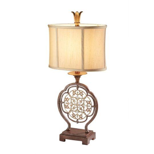 Feiss Marcella 1 Light Table Lamp  FE-MARCELLA-TL