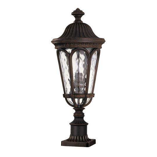 Feiss Regent Court 2 Light Pedestal  FE-REGENTCOURT3