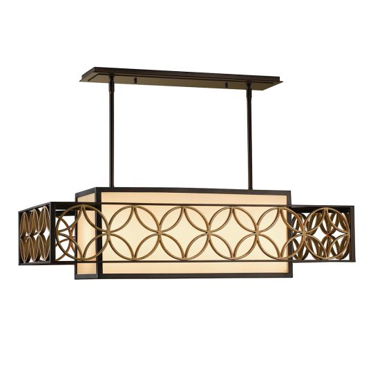 Feiss Remy 4 Light Pendant Light FE-REMY-P-A