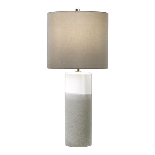 Elstead Lighting Fulwell 1 Light Table Lamp FULWELL-TL