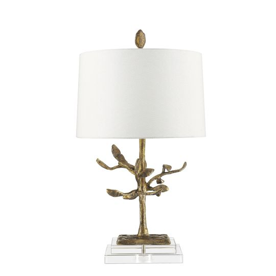 Gilded Nola Audubon 1 Light Park Table Lamp GN-AUDUBON-PARK-TL