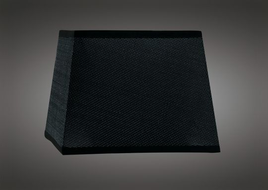 Mantra M5240 Habana Black Square Shade 160/200 x 152mm Suitable for Wall Lamps
