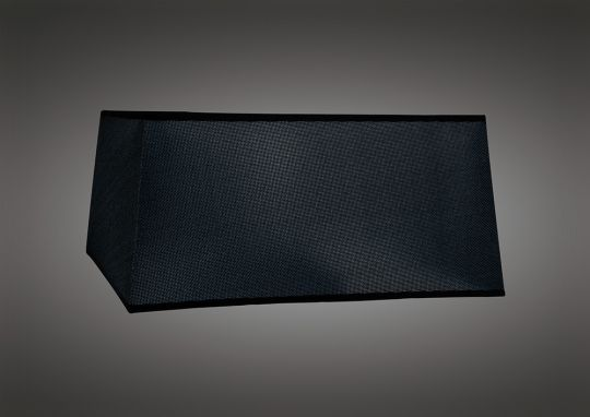 Mantra M5305 Habana Black Square Shade 450/450x215mm Suitable for Pendant Lights