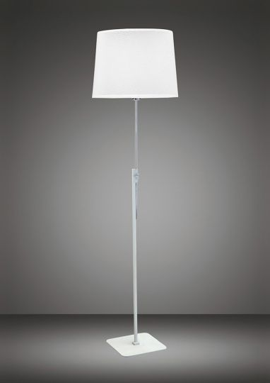 Mantra M5312 Habana White Round Shade 350mm Suitable for Floor Lamps