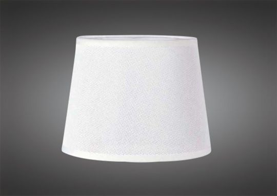 Mantra M5312 Habana White Round Shade 300/350mm x 250mm Suitable for Floor Lamps