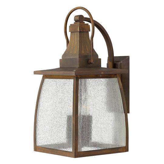 Hinkley Montauk 2 Light Large Wall Lantern HK-MONTAUK-L