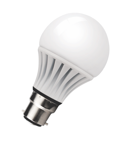 LED 6w Pearl GLS Bulb - Bayonet - Dimmable