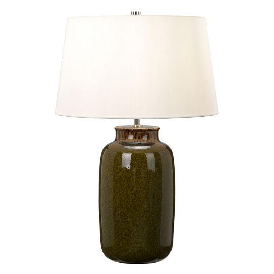 Elstead Lighting Kingston Vale 1 Light Table Lamp KINGSTON-VALE-TL
