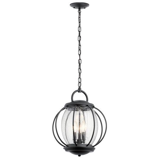 Kichler Vandalia 3 Light Large Chain Lantern KL-VANDALIA8-L