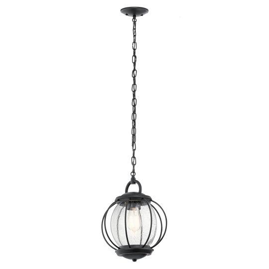 Kichler Vandalia 1 Light Medium Chain Lantern KL-VANDALIA8-M