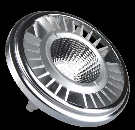 15W LED AR111 G53 - Warm White