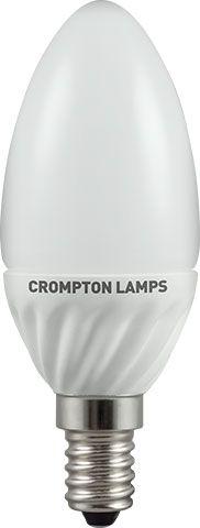 LED 4W Opal Candle Bulb -Small Screw