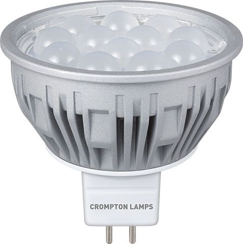 LED 5.5W MR16 - Warm White