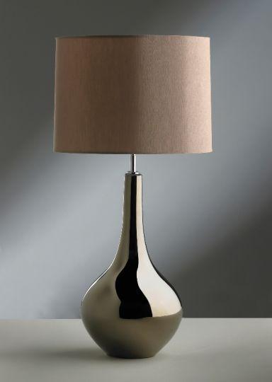 Luis Collection LUI/JOB Job Metallic Table Lamp
