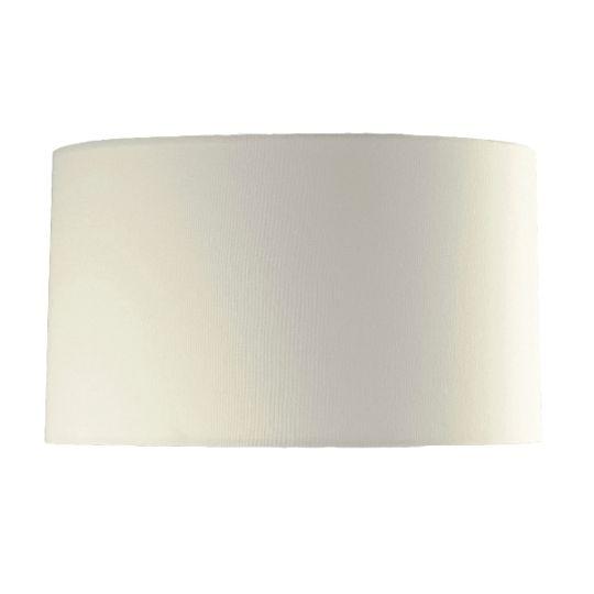 Luis Collection LUI/LS1084 Cream 42cm Cylinder Shade