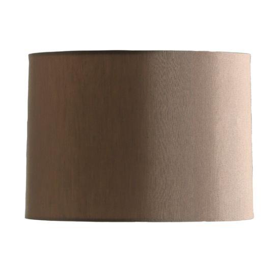 Luis Collection LUI/LS1087 Bronze 36cm Cylinder Shade
