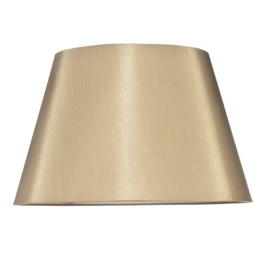 Luis Lighting Collection - Metallic Gold 51cm Empire Shade - LUI/LS1131
