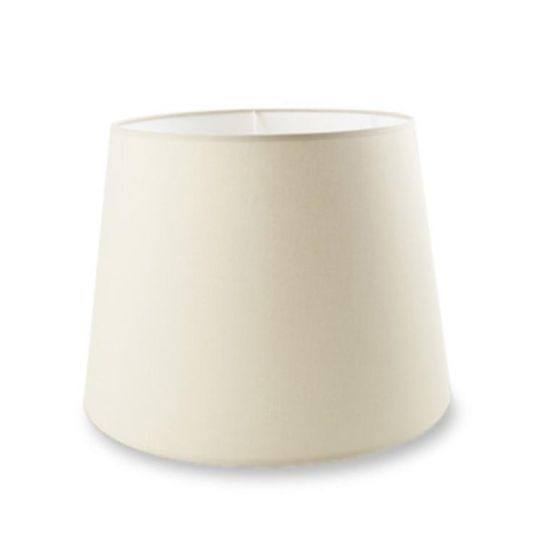 LA CREU Lighting - TORINO Beige Fabric Shade - PAN-159-BY