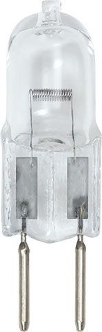 50W Clear Halogen GY6.35 Capsule - 44mm