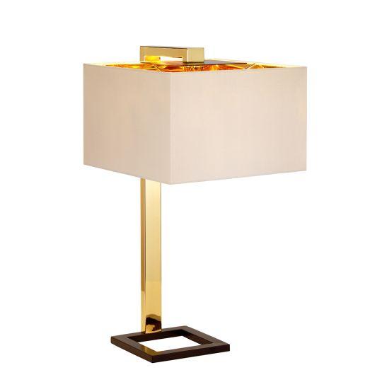 Elstead Lighting Plein 1 Light Table Lamp PLEIN-TL