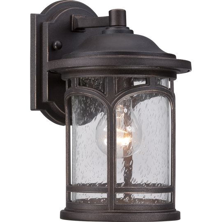 Quoizel Marblehead 1 Light Small Wall Lantern QZ-MARBLEHEAD2-S