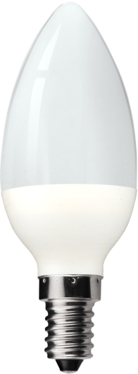 LED 5w Pearl Candle Bulb - Small Screw - Dimmable