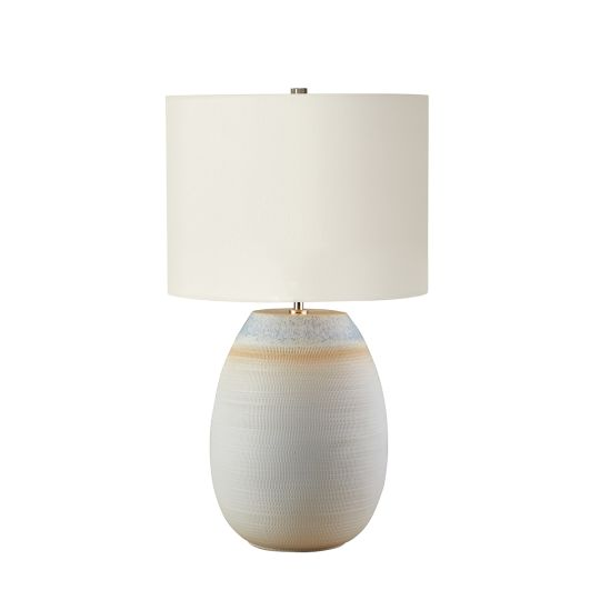 Elstead Lighting Seychelles 1 Light Table Lamp SEYCHELLES-TL