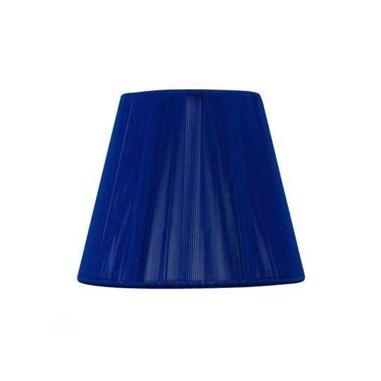 Mantra Lighting - 130MM CLIP ON SILK SHADE MIDNIGHT BLUE - MS012