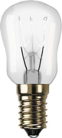 15W Clear Pygmy Bulb - Small Screw