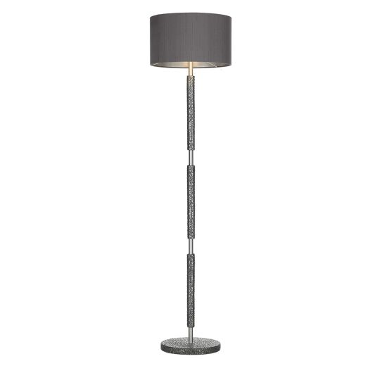 David Hunt Lighting SLO4967 Sloane Floor Lamp Pewter