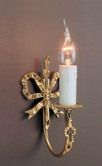 Impex Lighting - Richmond 1lt Polished Brass